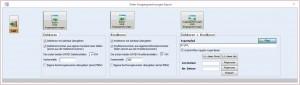 Rechnungsexport Ausgangsrechnungen & Eingangsrechnungen