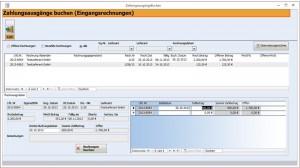 Rechnungen bezahlen, Eingangsrechungen, Rechnungseingangsbuch, Zahlungsübersicht, Rechnungen und Zahlungen buchen